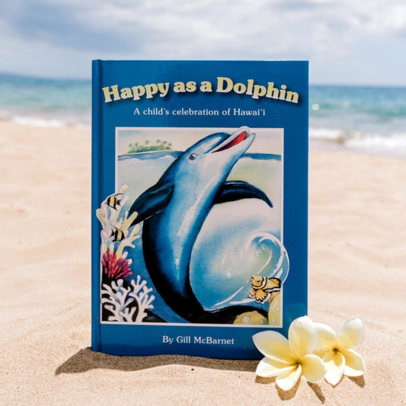 Happy as a dolphin book