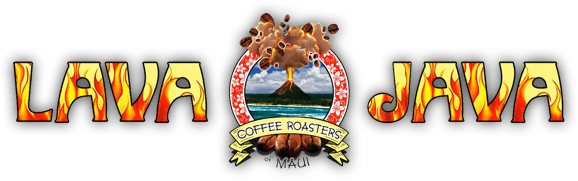 Lava Java Coffee Roasters of Maui Logo